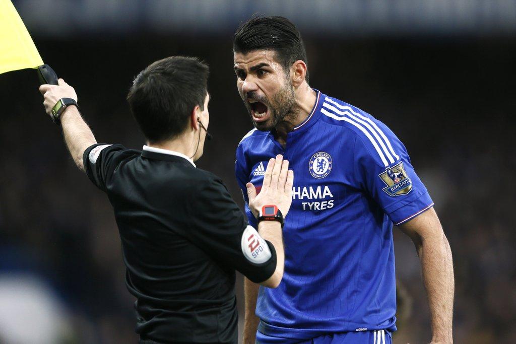 Hiddink Confident Costa Will Face Newcastle Despite Broken Nose