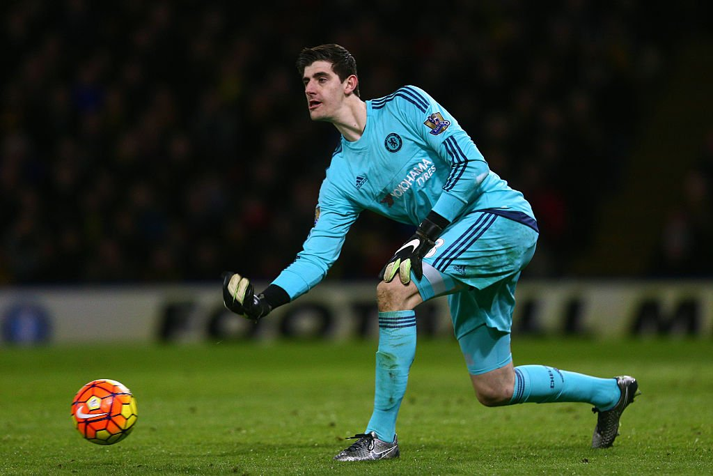Courtois: Chelsea Must Reach FA Cup Or Champions League Final