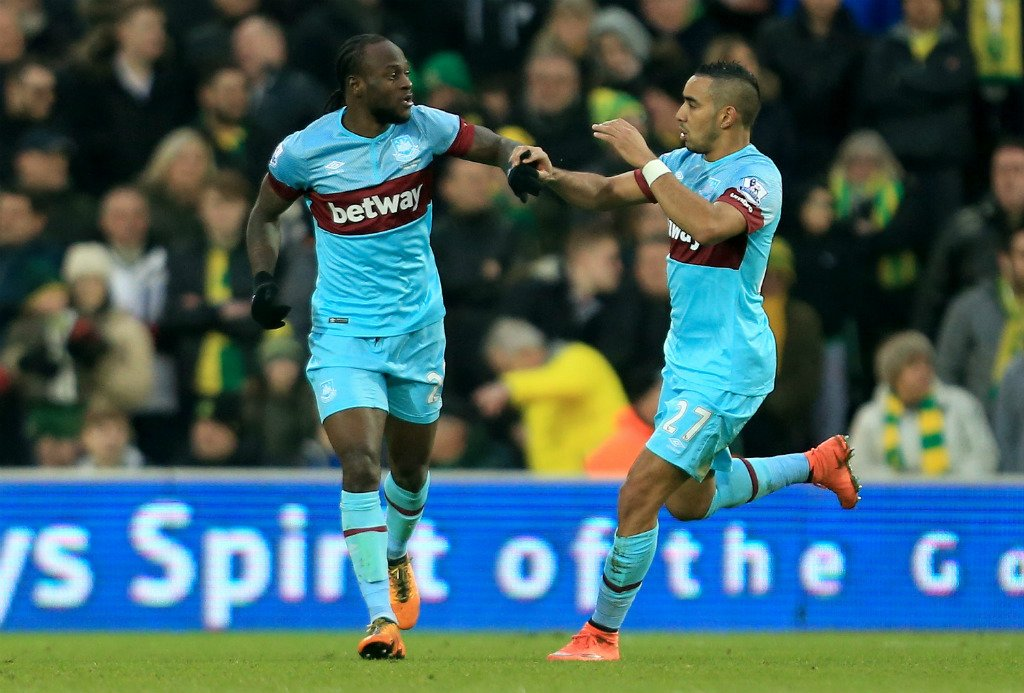 Noble: Victor Moses Fantastic For West Ham