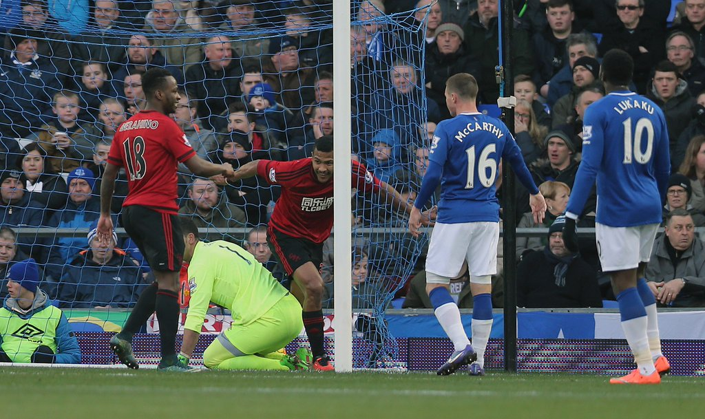 Anichebe Subbed On As West Brom Shock Everton