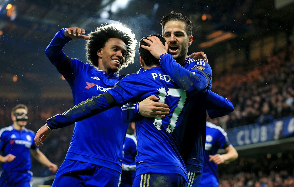 Mikel Missing As Rampant Chelsea Spank Newcastle