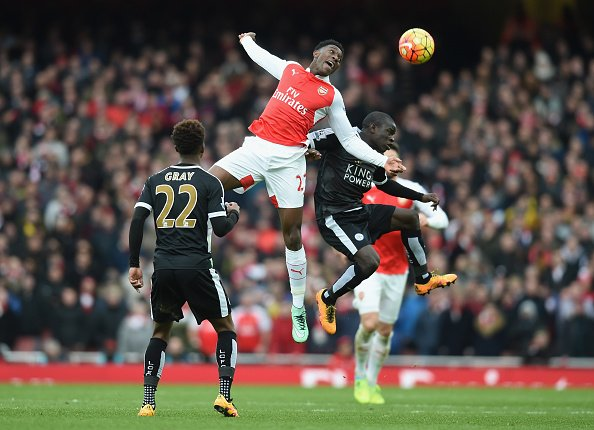 Welbeck Grabs Late Winner As Arsenal Overcome 10-Man Leicester