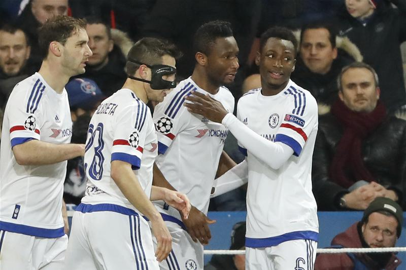 Mikel Centre Of Attention As PSG Edge Chelsea