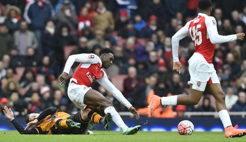 Iwobi, Welbeck, Aluko Star As Hull Frustrate Arsenal