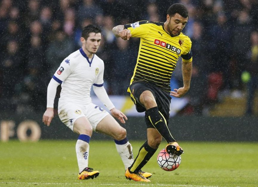 FA Cup: Ighalo Subbed On As Watford Edge Leeds