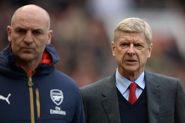 "Wenger: Arsenal Dropped Key Points To ""Experienced"", ""Expensive"" United"