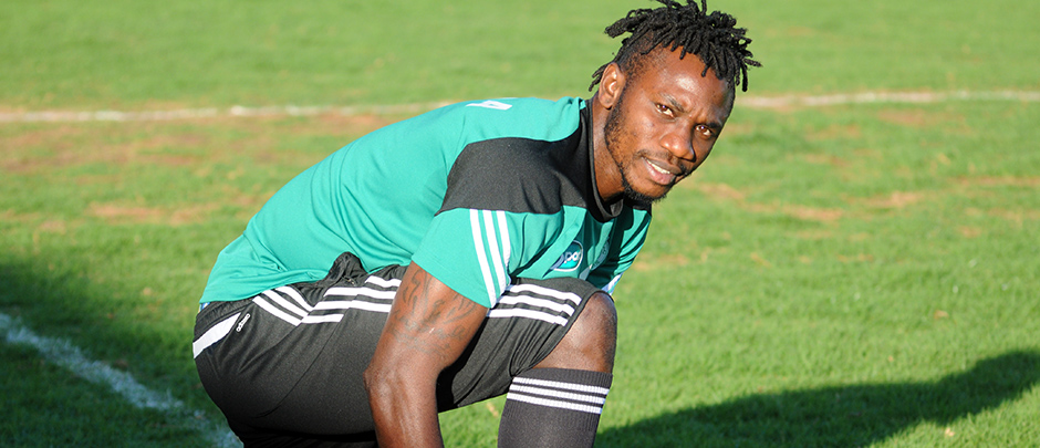 Raja Casablanca's Osaguona Out For Two Weeks Over Injury