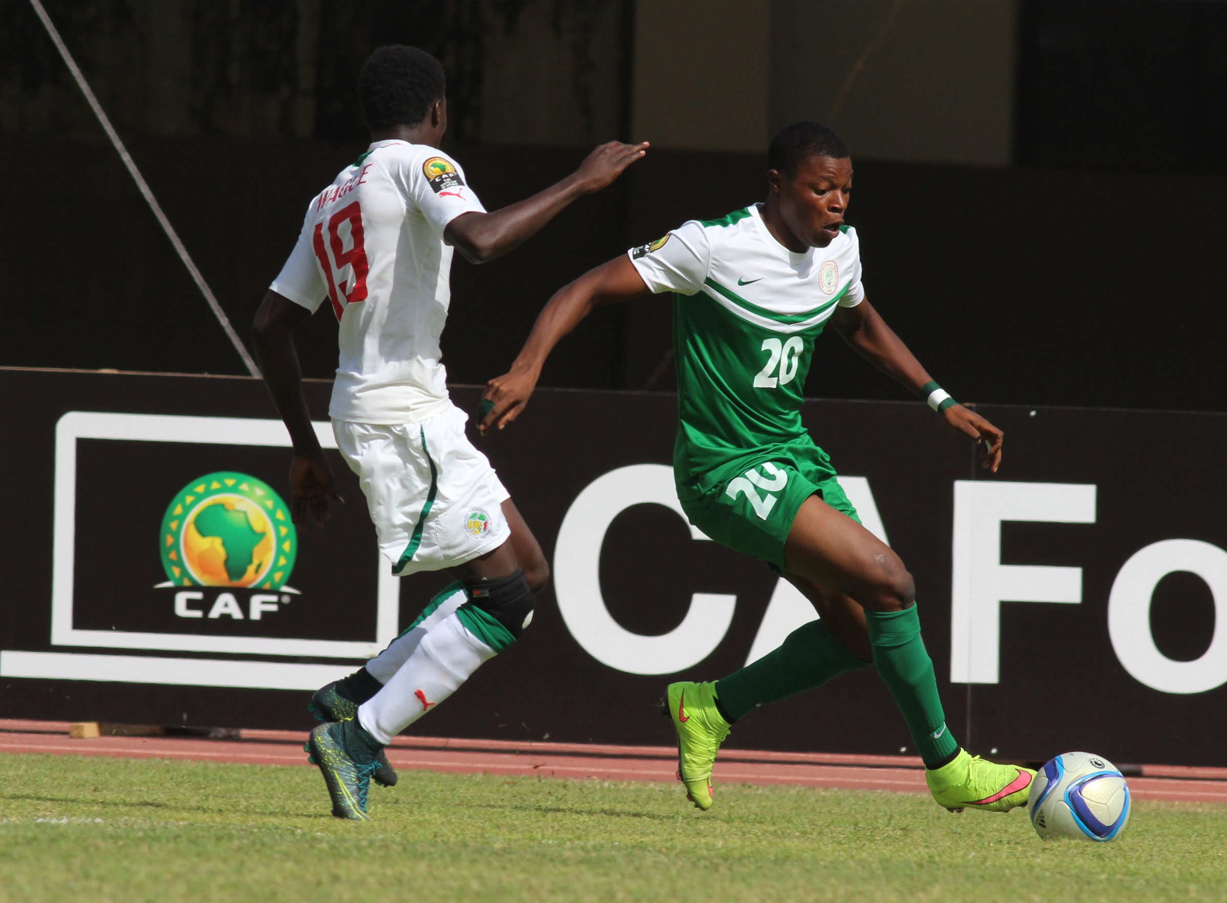 Nigeria, Brazil U-23 Friendly Confirmed; Osimhen, Iwobi Invited