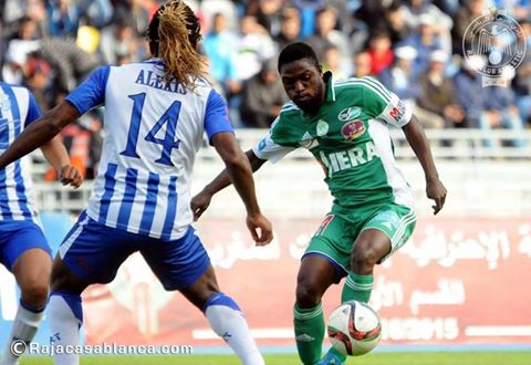 Goal Hero Babatunde Earns Raja Casablanca Coach's Praise