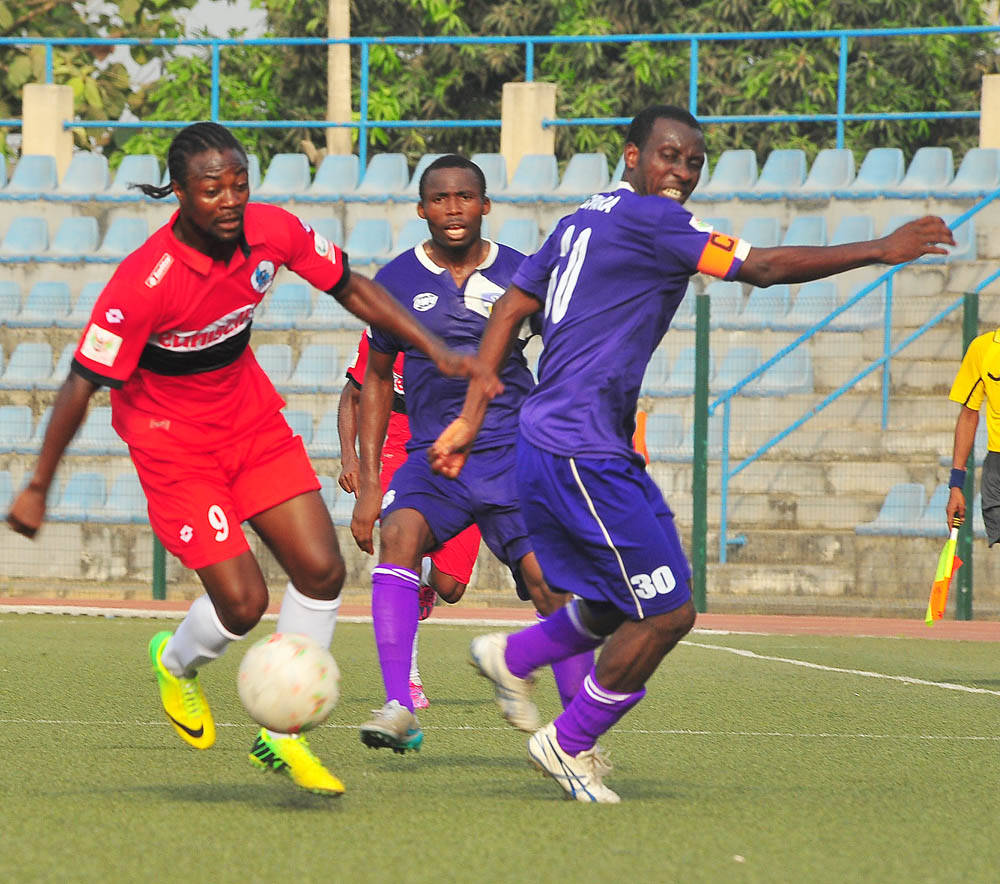 NPFL: 3SC Shoot Down MFM In Ibadan