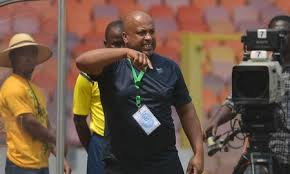 Aigbogun Blames Poor Finishing For Enyimba Defeat