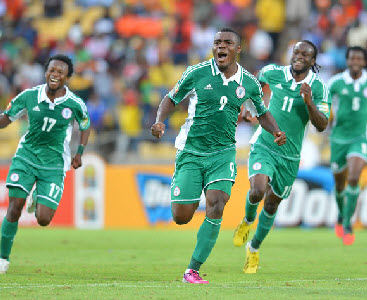 CAF, NFF, Ideye Celebrate Emenike At 31