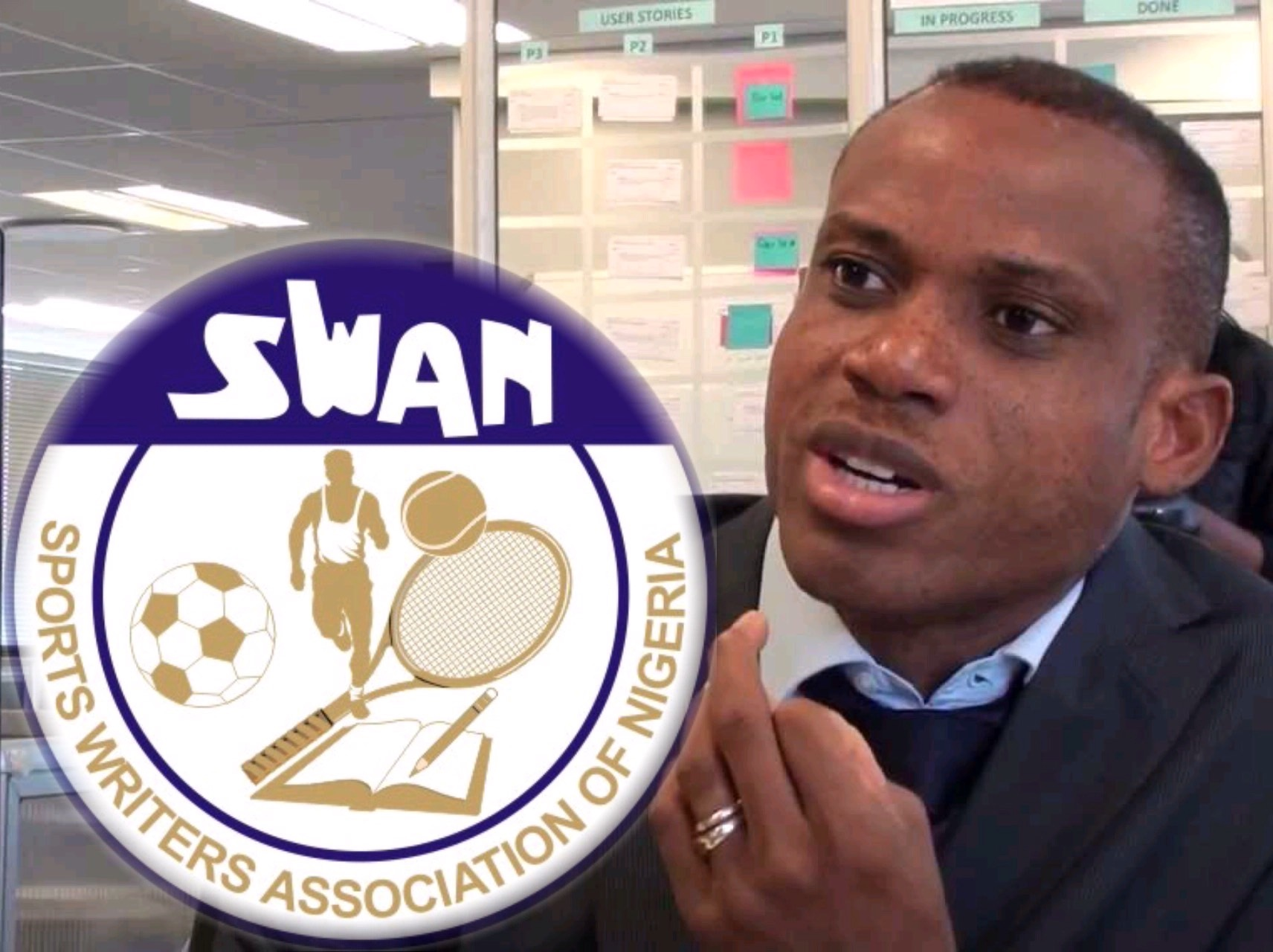 SWAN Gives Oliseh Seven Day Ultimatum To Validate Dubious Journalists Claim