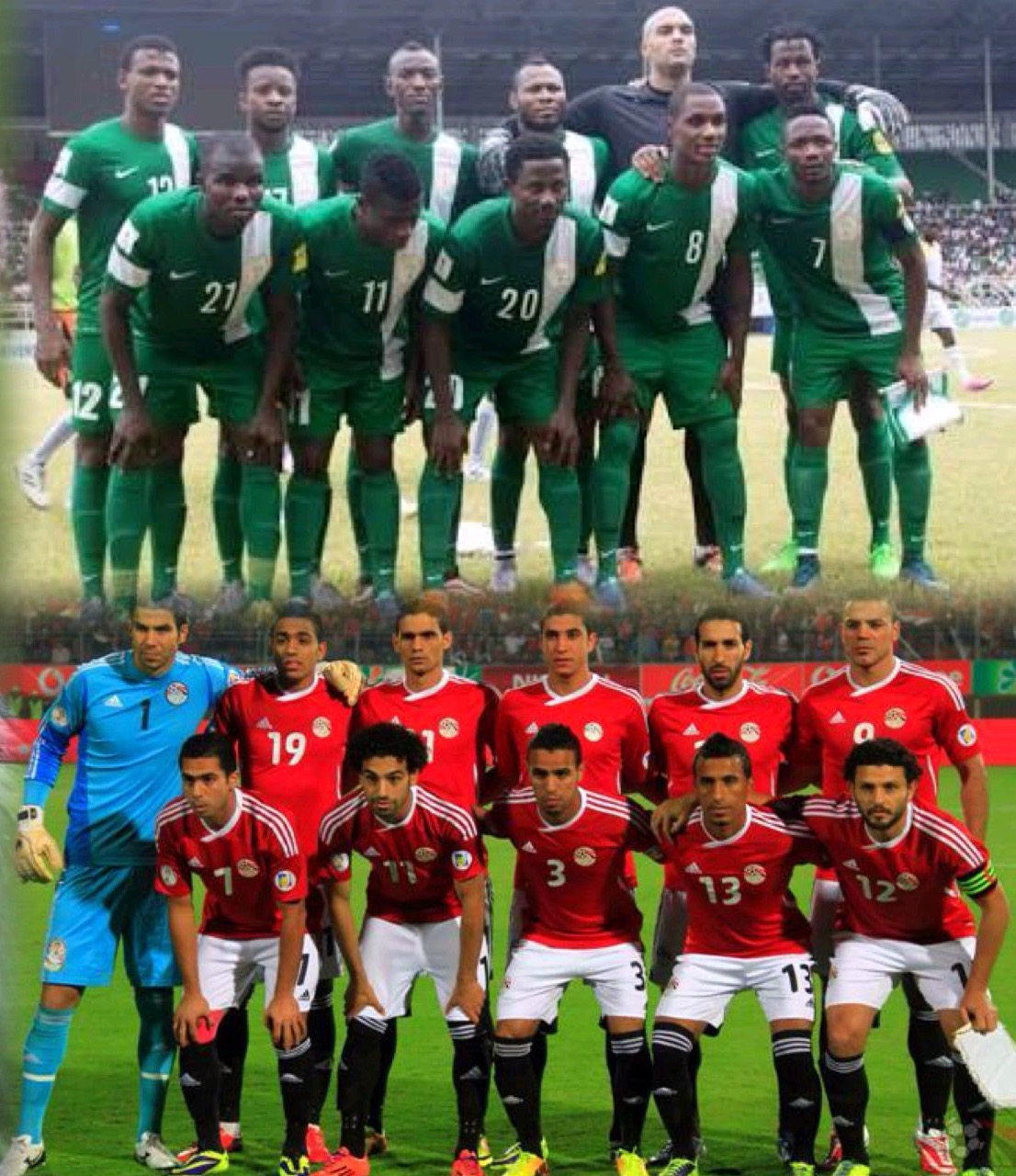 Nigeria Vs Egypt: CAF Rejects March 26 NFF Request