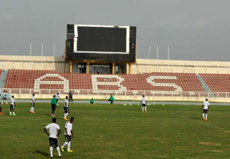 NFF Approves Ahmadu Bello Stadium For Eagles, Egypt Clash