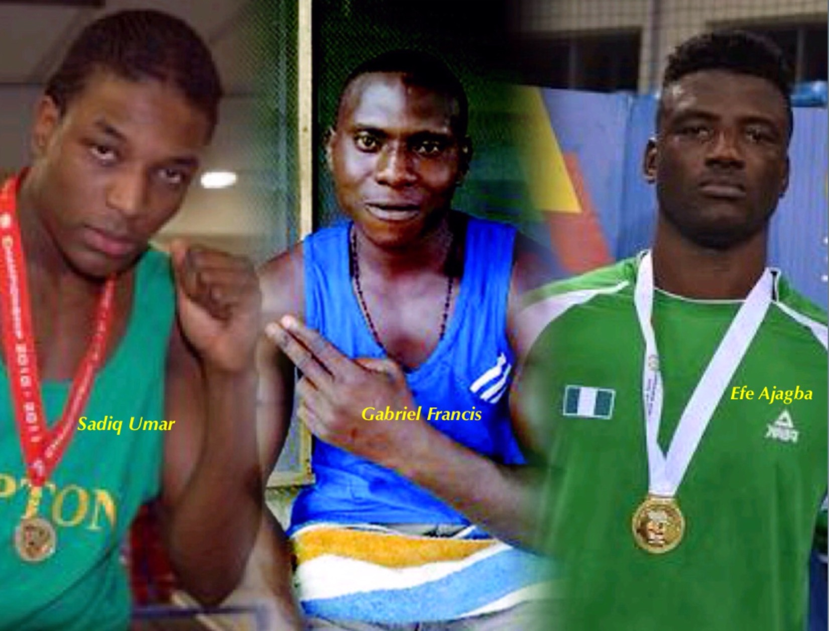 Nigeria's Sadiq Wins First Olympic Boxing Qualifier
