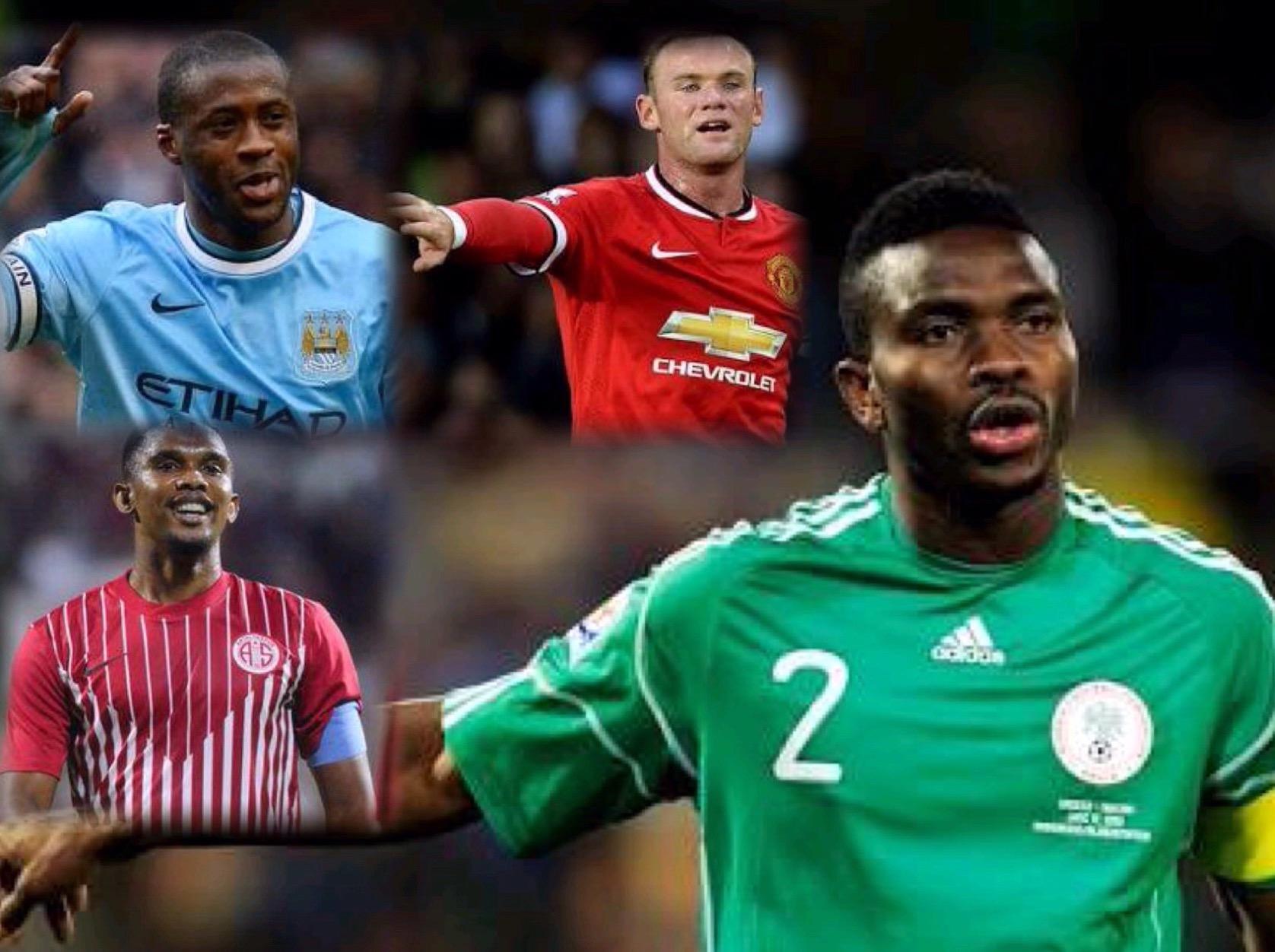 Yobo Testimonial: Rooney, Eto'O, Yaya Toure Storm Port Harcourt