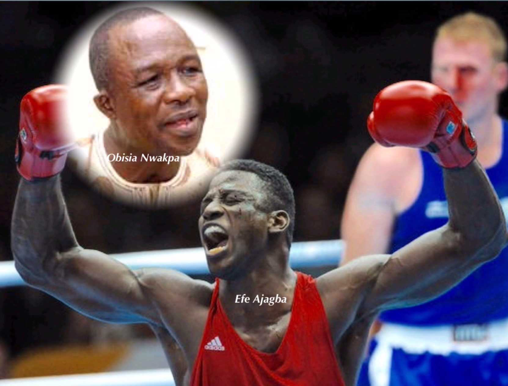 Olympics Nwakpa Olalehin Disagree On Nigerias Boxing - Olympic boxing schedule