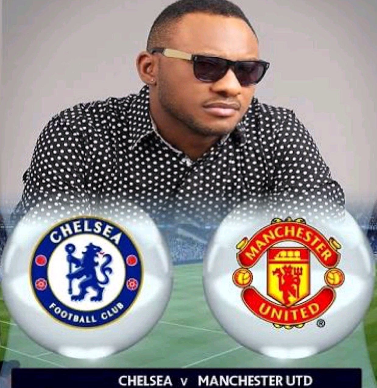 Mourinho Fan Yul Edochie: Between Chelsea And Man United, I'm In Dilemma