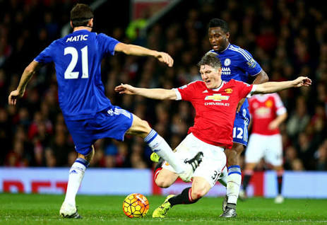 Matic Happy With Mikel Midfield Partnership