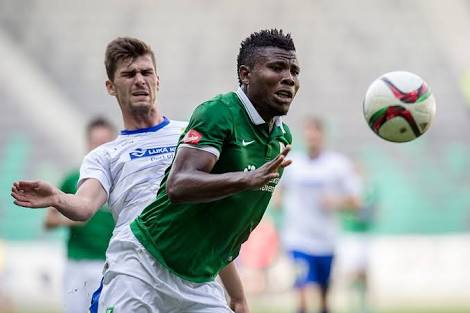 Henty Undergoes Medicals Ahead Of £3m Lokomotiv Moscow Move