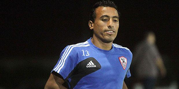 Egypt Star Abdel-ShafiDoubtful For AFCON Qualifier Vs Nigeria