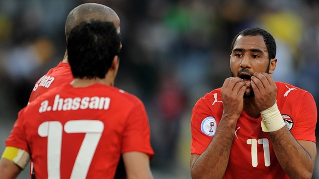 Ex-Pharaohs Star Tips Egypt For AFCON TIcket Over Nigeria