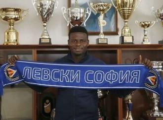 Adeniji Eager To impress At Levski Sofia
