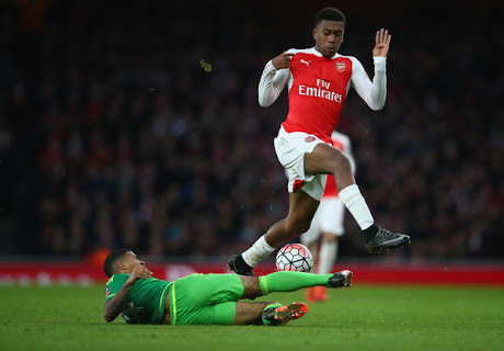 Wenger: Iwobi Will Be A Great Player For Arsenal