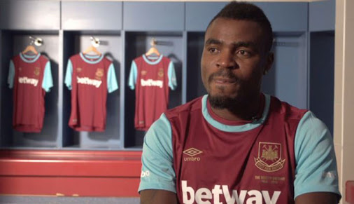 Emenike Ruled Out Of Tuesday's West Ham, Villa Clash