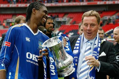 Redknapp: How I Signed Kanu For Portsmouth