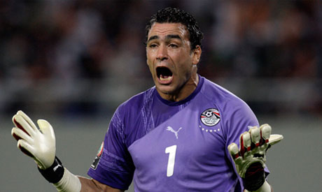 Egypt Veteran El-Hadary Out Of Nigeria Clash