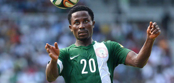 Chima Akas Confident Siasia's Strategies Will Floor Egypt