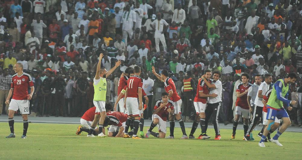 Salah Happy Not Scoring Second Goal Vs Nigeria