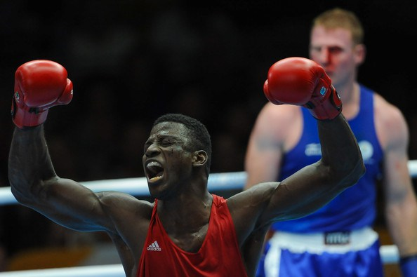RIO 2016 Boxing: Ajagba To Face Trinidad & Tobago's Nigel Paul