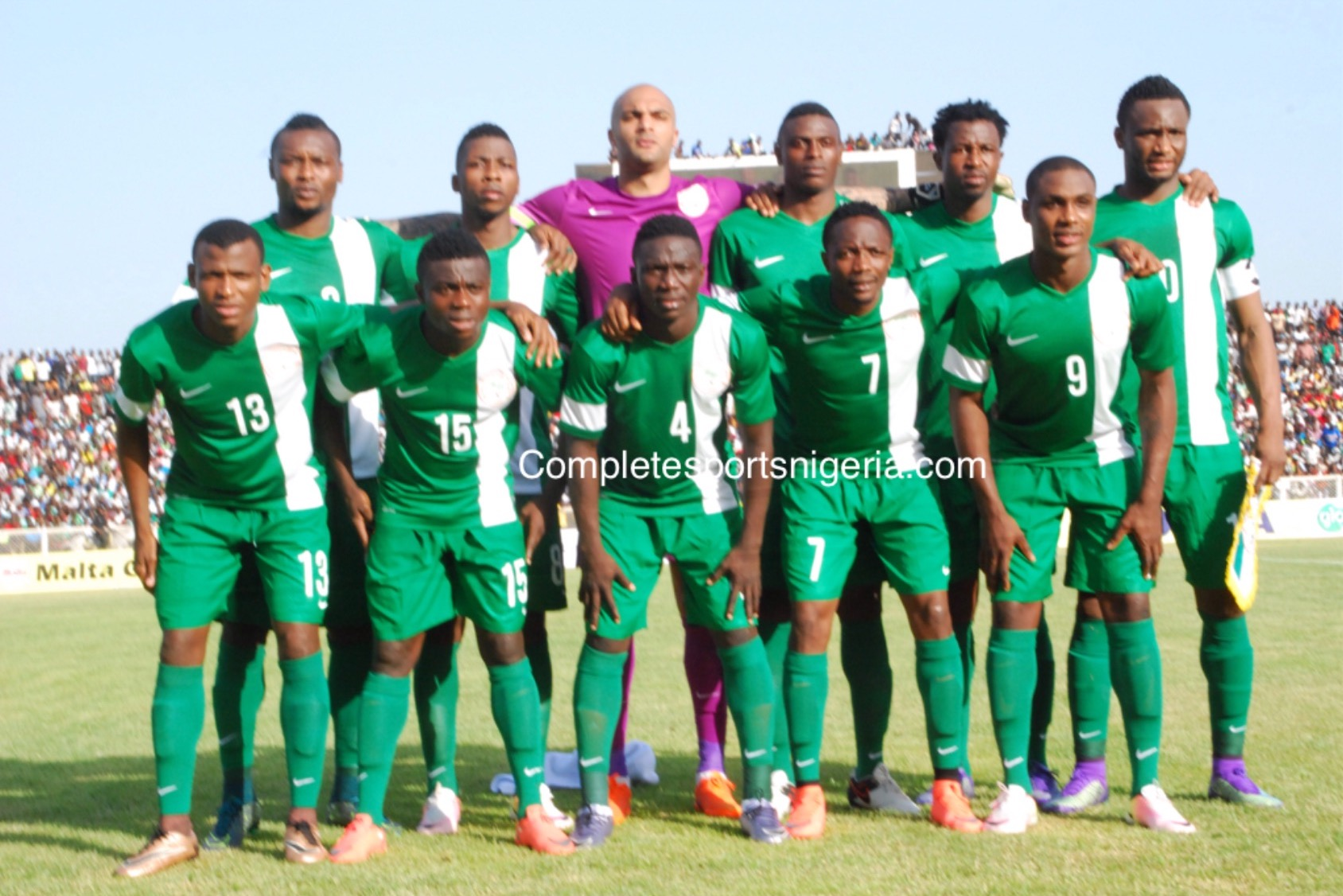 Maigari: NFF Must Get Foreign Coach For Super Eagles