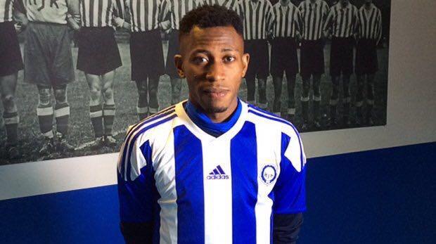 Oduamadi Joins Taye Taiwo At Finland's HJK Helsinki