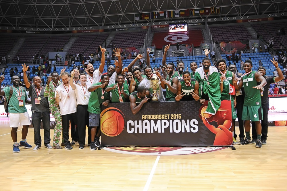 2016 Olympics Basketball: D'Tigers Draw Argentina, Brazil, Spain In‎ Group B