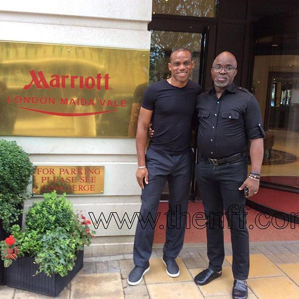 Pinnick: I Was Right To Call Oliseh African Guardiola