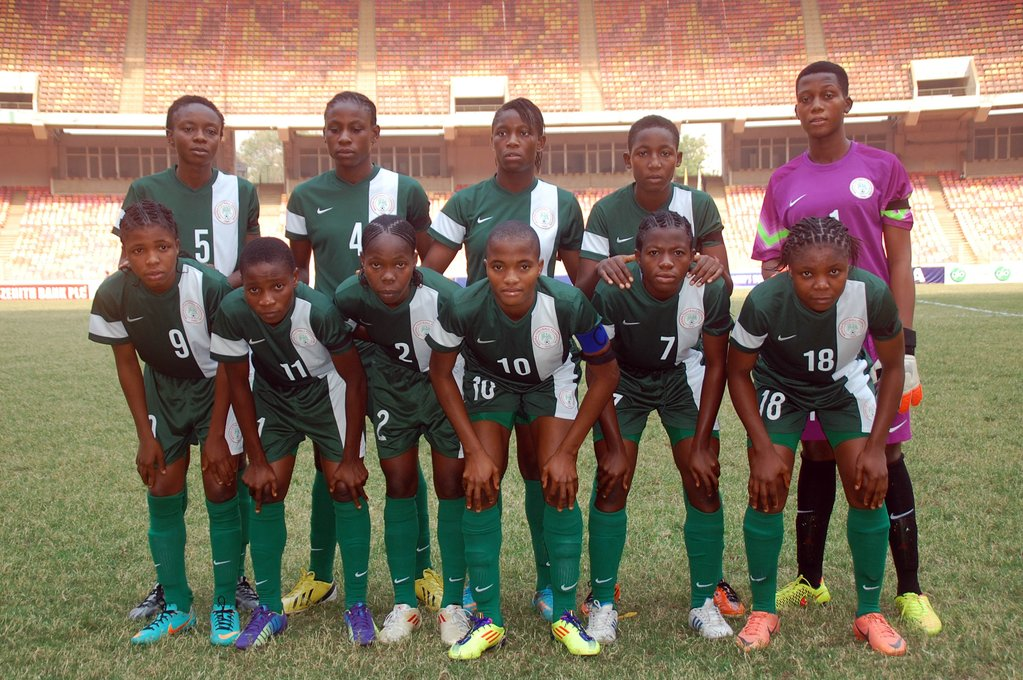 U-17 WWC: Flamingos Depart For South Africa Wednesday