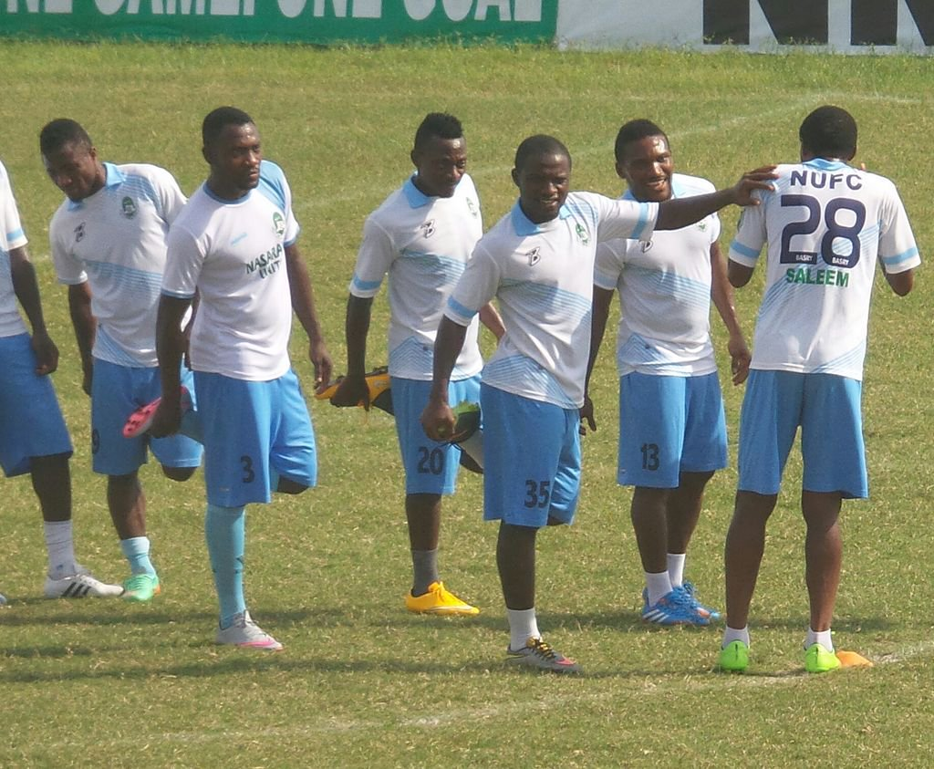 Warri Wolves, Nasarawa United  Crash Out Of Africa
