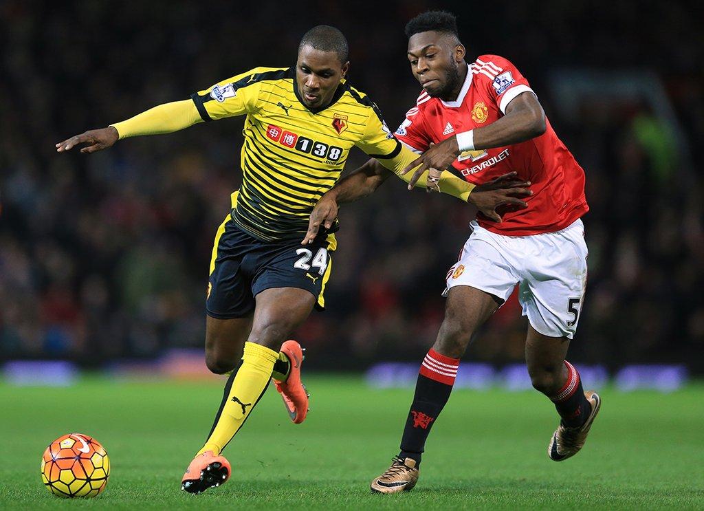 Van Gaal Praises Fosu-Mensah For Stopping Ighalo