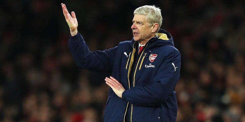 """Wenger Hails 10-Man Arsenal's """"Good Performance"""" Vs Spurs"""