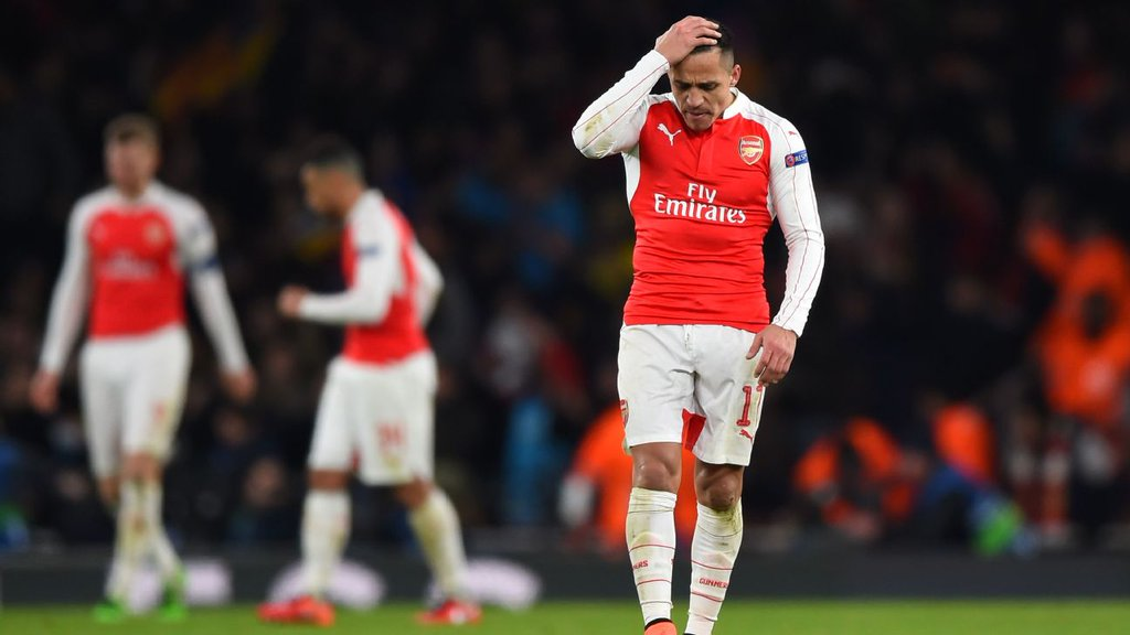 Kanu Questions Arsenal Character After Swansea Defeat ...