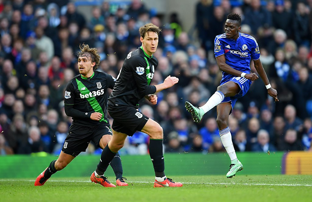 Stoke City Hold Chelsea At Stamford Bridge