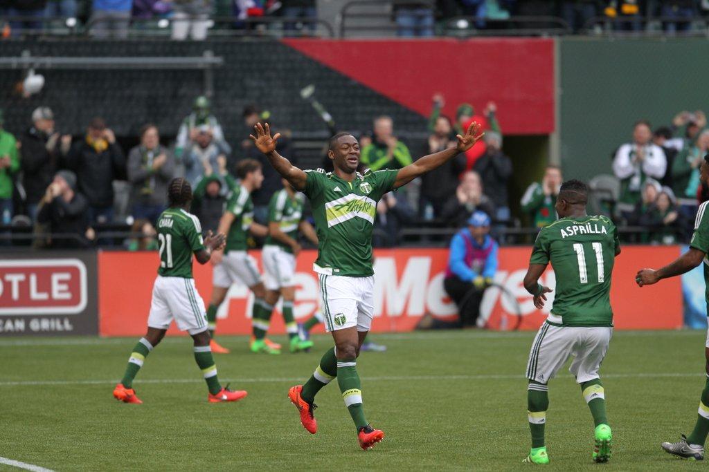 New Super Eagle Adi Scores Winner In MLS Opener