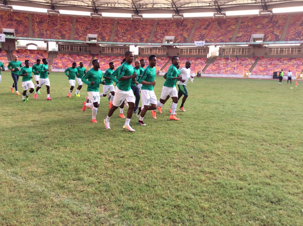 Mikel, Ighalo, Ikeme: Hot Kaduna Weather Won't Stop Eagles Vs Egypt