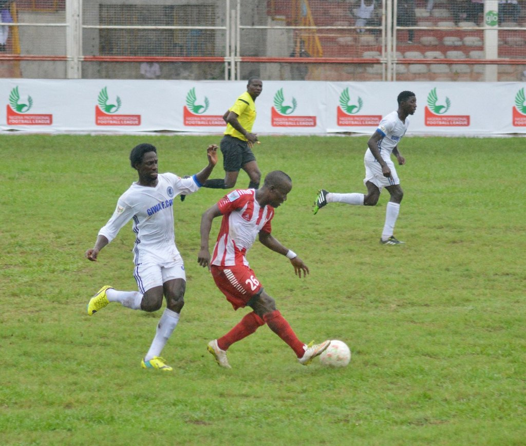 NPFL: Rangers  Edge Enyimba, Stay Top; Sunshine Outshine 3SC
