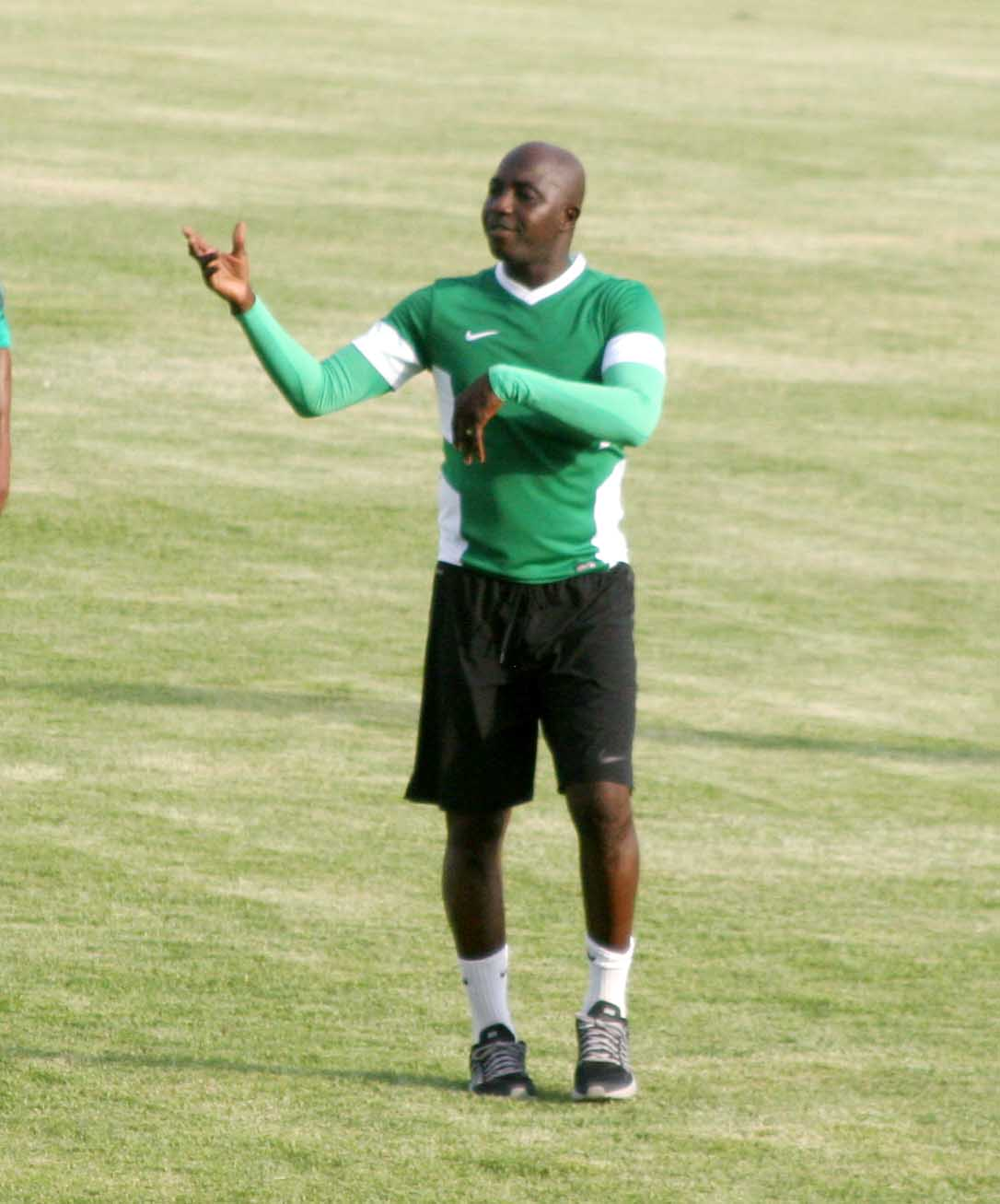 SIASIA'S MANY TOUGH DECISIONS VS EGYPT; CONGRATS, CAPTAIN MIKEL