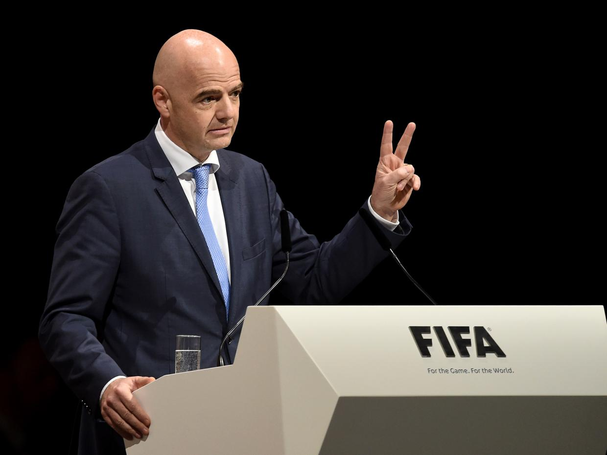 FIFA's Infantino, Samoura To Arrive In Nigeria On Sunday, Visit Buhari